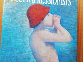 THE POST-IMPRESSIONISTS LARGE BOOK