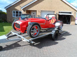 Lotus Any, 2014 (14) Red Sports, Manual Petrol, 7,500 miles