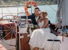 Luxury Super Yacht Weddings