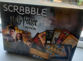 Harry Potter Edition Scrabble UNOPENED