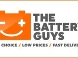 TheBatteryGuys has a simple task: to deliver the right new car battery at the right price directly to the customer - Fast