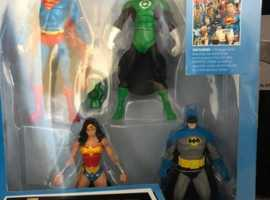 Justice League of America 2009 DC Direct box set DC Comics