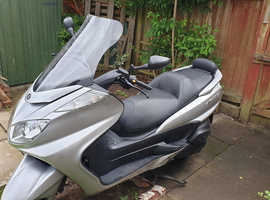 Yamaha Majesty YP400 cc, low milage 6200 only, fresh MOT, first owner bargain!