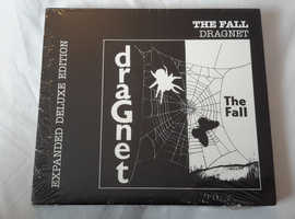 The Fall Dragnet Expanded Deluxe Edition 22 Tracks Inc. Rare & B-sides FACTORY SEALED Post-Punk CD