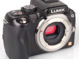 Brand New Panasonic Lumix DMC-G5X Body Only