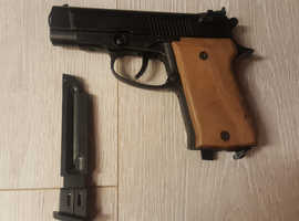 ANICS A101 rare bb Russian Pistol