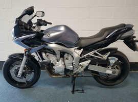 Yamaha FZ6 600cc Sport/Tourer