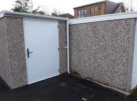 Small New Garage to rent Moseley access 24.7 ideal clean dry storage