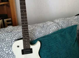 Washburn guitar, Fender amp, Vox Wah pedal, Marshall Micro Stack £200