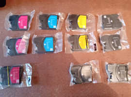 Ink cartridges for Brother printer/scanner