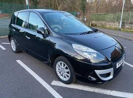 2010 Renault Scenic Privilege TTOM DCI 12 Months MOT