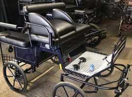 Hartland SHETLANDSPORT carriage