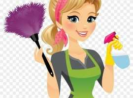 Cleaner Available for Domestic, Commercial & End of Tenancy Aberdeen and Shire