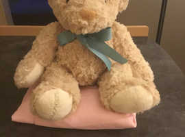 Champneys Limited edition Teddy Bear   Measures 10 inches whilst sitting 15 inches when outstretched
