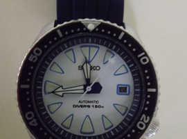 Vintage Seiko 7002 Dive Watch