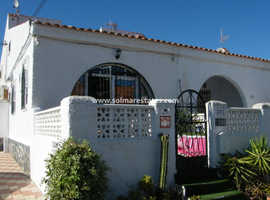 Costa Blanca Furnished 2 Bed Corner Bungalow San Luis, Torrevieja