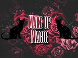 MAKE-UP MAGIC   COME JOIN THE FUN