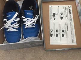 Trainer skates