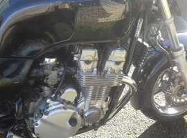 honda cb750f2n 1994 black original condition