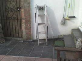 A 3 Tear Loft Ladder