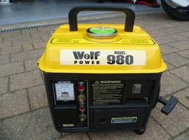 Wolf WP980  800w  2HP Petrol Generator