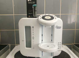 Tommee tippee prep machine with a new filter