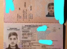 I lost passport