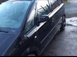 Vauxhall Meriva, 2004 (04) Black MPV, Manual Diesel, 64,899 miles