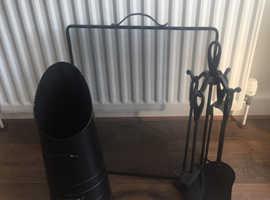 Fireside companion set