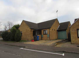 Three bedroom bungalow in Barton Saegrave,Kettering