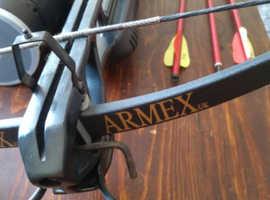 Armex 180lbs crossbow