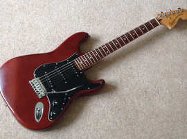 Squier Standard Series Stratocaster electric guitar. Low price for Quick Sale PRICE DROP NOW £100