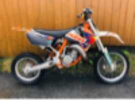 KTM 85 2011 not kx yz rm husqvarna