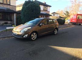 Renault Scenic, 2010 (10) Gold mpv, Manual Diesel, 95377 miles