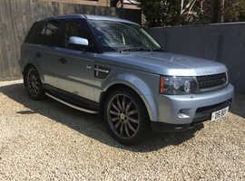 **BARGAIN**. 61 Range Rover Sport 3.0Td HSE**Low Miles**Automatic**Fully Loaded** £13,500!