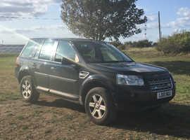 Land Rover Freelander, 2010 (10) Black Estate, Manual Diesel, 67,000 miles