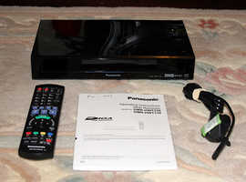Panasonic Freeview+ HD Smart TV Recorder