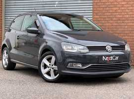 2015 Volkswagen Polo 1.2 TSI 110 SEL Edition Immaculate Low Mileage Example....Only £20 Road Tax, PRICE DROP