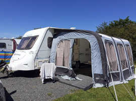inflatable caravan awning for sale in excellent condition.