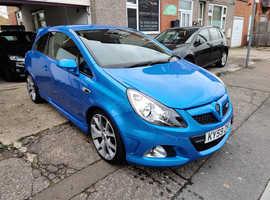 Vauxhall Corsa, 2009 (59) Blue Hatchback, Manual Petrol, 50,000 miles