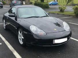 Porsche 911 CARRERA, 1998 (S) Black Coupe, Manual Petrol, 98,000 miles