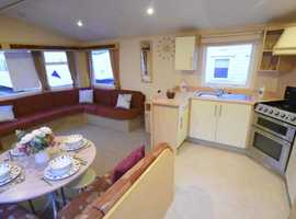 Managers special holiday home sited on new beach holiday park on the south east coast Kent