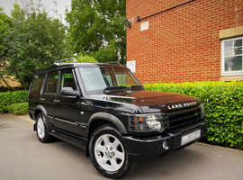 """2003 03 REG Land Rover Discovery 2 2.5 TD5 ES Auto 5dr (7 Seats) """" HPI CLEAR """""""