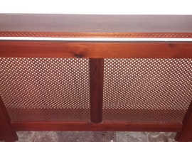 solid pine radiator cover