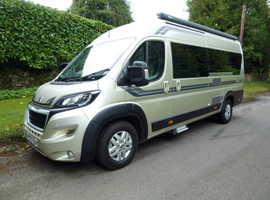 NEW AUTOSLEEPER WARWICK XL £54,995