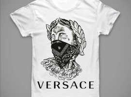Versace t shirts for sale