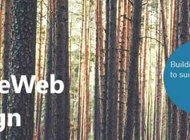 Low Cost Friendly Website Design in and around Romsey and Salisbury