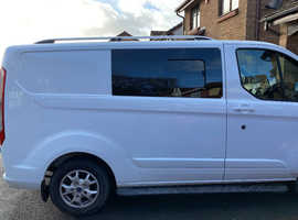 2014 Ford Transit Custom Limited SWB - 6 Seater -  NO VAT
