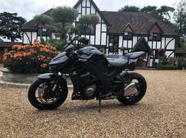 Like brand new - 2016 Kawasaki ZR 1000 FFF - ONLY 500 miles