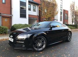 2012 Audi TT 2.0 TDI Black Edition Quattro